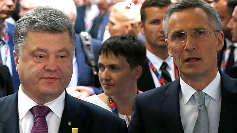 «Корреспондент»: Столтенберг посетит Украину, взявшую курс на НАТО