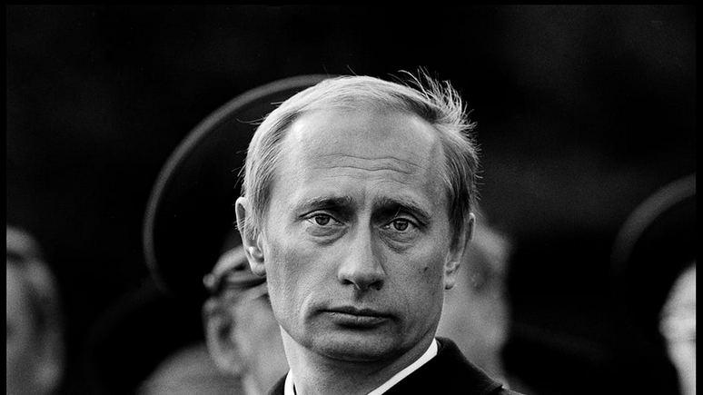 Daily Beast: американский фотограф рассказал, что увидел в глазах Путина