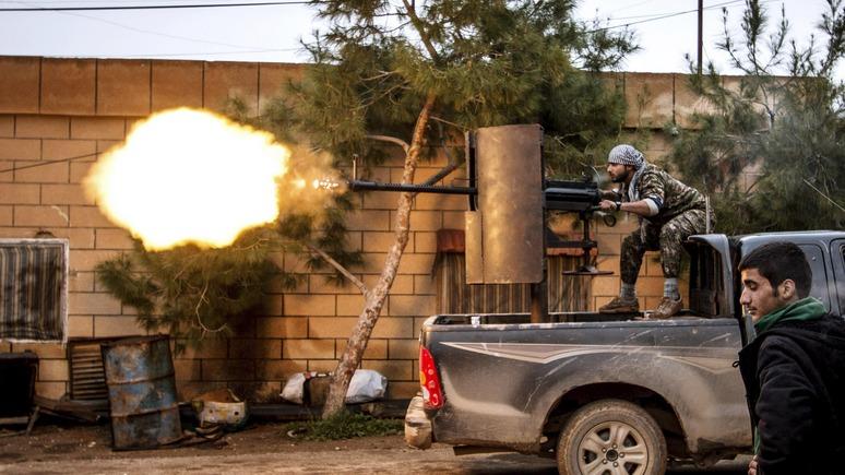 FAZ: в Сирии хватает желающих саботировать «российско-американский проект»