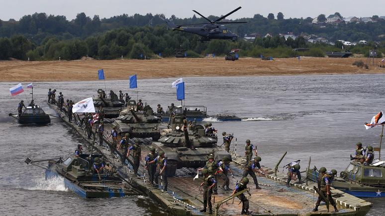 Svenska Dagbladet рассказала, где Россия может «прощупать» восточный фланг НАТО