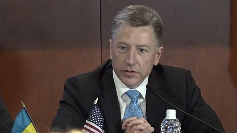 National Interest: Вашингтон послал на Украину ястреба, чтобы говорить о мире