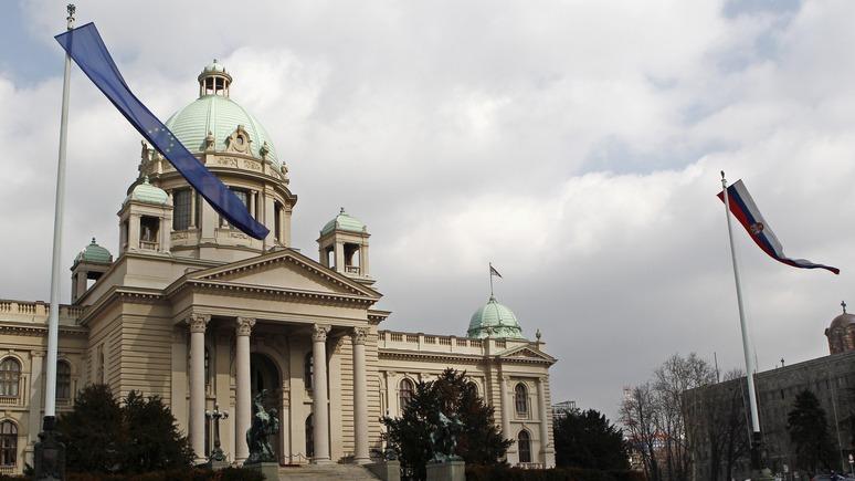 Welt: «мини-Югославия» на Балканах поможет ЕС отложить принятие новых стран