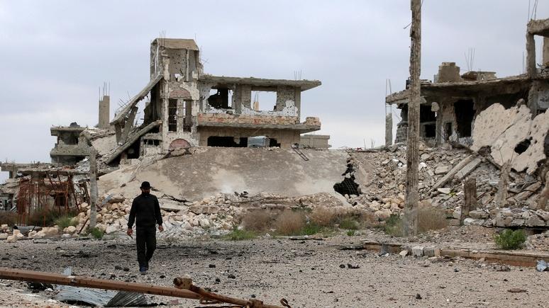 TRT: правозащитники назвали удары США в Сирии катастрофой для мирных жителей