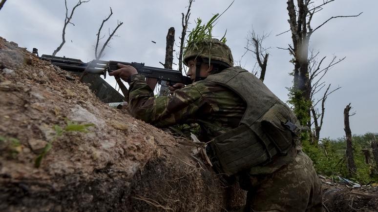 Вести: украинские «ветераны АТО» всё чаще попадают в криминальные сводки