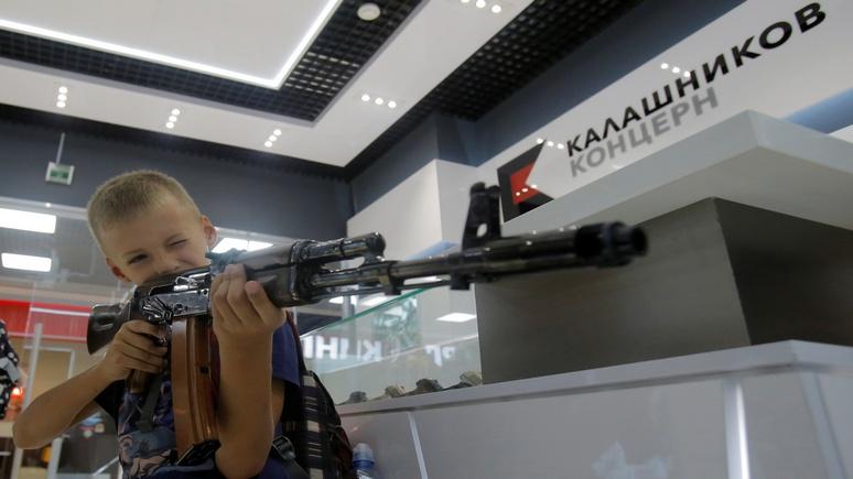 Business Insider: разведслужбы США подсчитали пользователей русского оружия