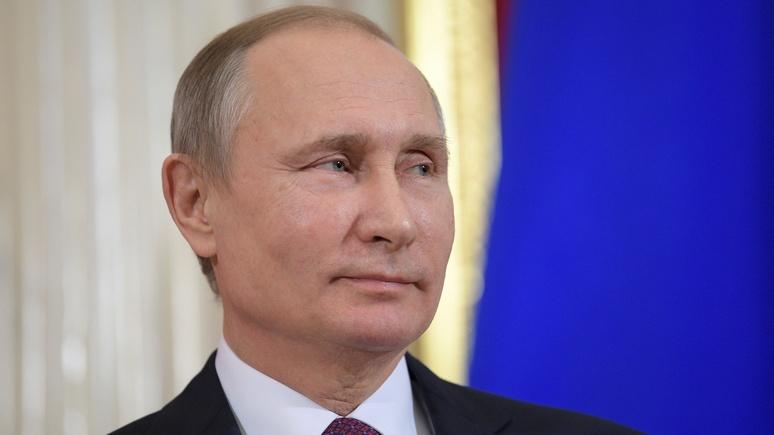 Le Journal de Montréal: «российское дело» — победа Путина