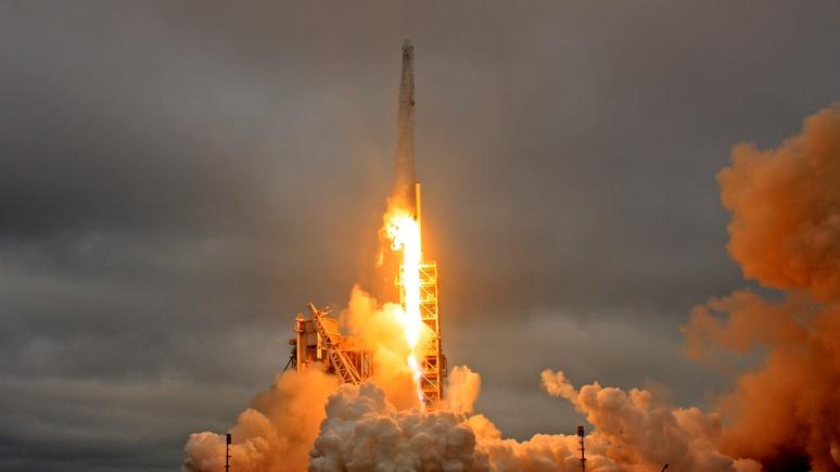Popular Mechanics: США отбили у России космический рынок благодаря Илону Маску
