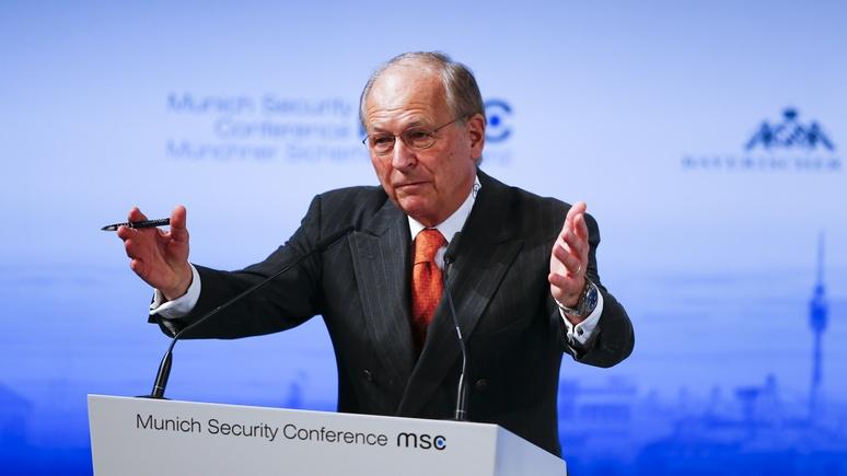 Председатель Мюнхенской конференции рассказал, как санкции рассорят США и Европу
