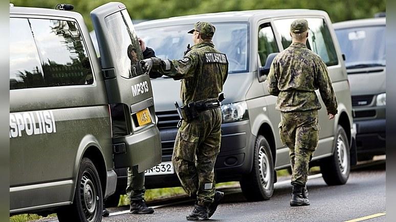 ERR: в Финляндии объявили «зелёных человечков» вне закона