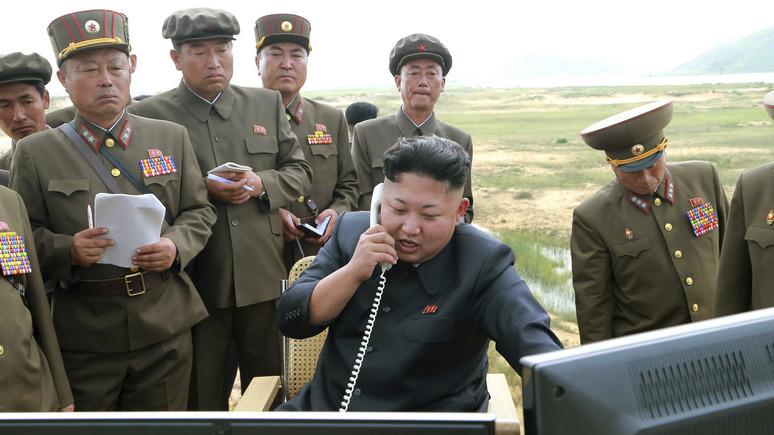 FP: в Кремле не сильно беспокоятся из-за Северной Кореи — там понимают логику Ким Чен Ына