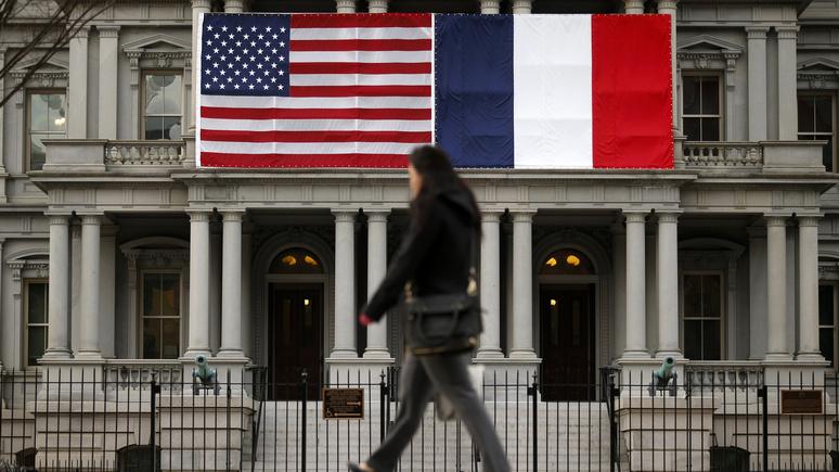 Newsweek: американская «мягкая сила» сдаёт позиции — в отличие от французской