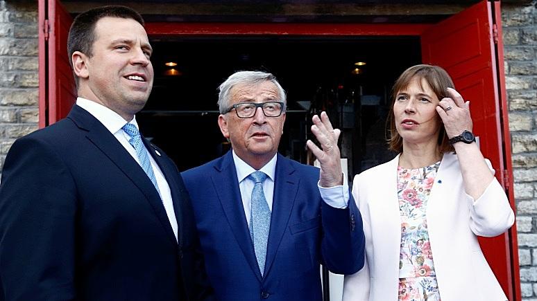 ERR: эстонские политики оказались самыми прозападными в Европе