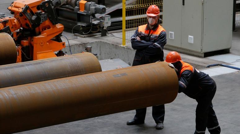 Forbes: опасаясь санкций, «Газпром» ускоряет строительство «Турецкого потока»