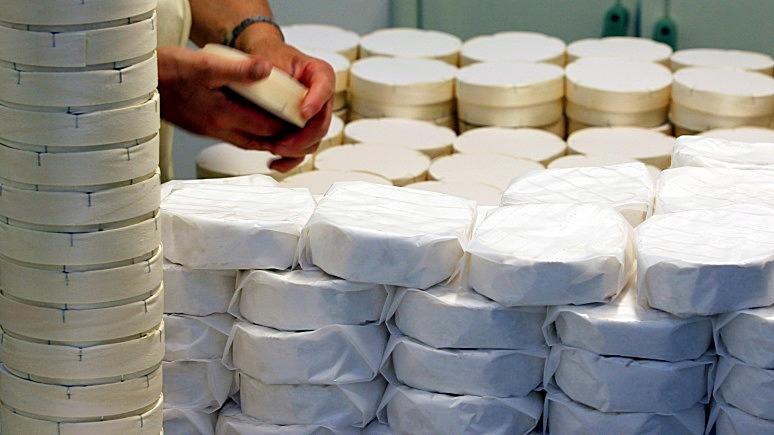 Le Monde: благодаря санкциям французских сыров в России стало больше