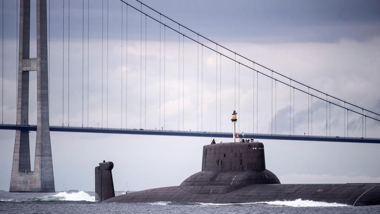 Die Welt: российский «чёрный гигант» поразил отдыхающих на Балтийском море