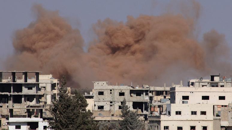 Обозреватель WP: отказ Трампа от поддержки сирийской оппозиции на руку врагам США