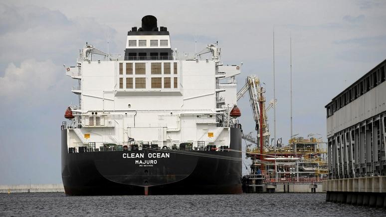 CM: вытеснив Россию, США наводнят Европу «грязным» сланцевым газом