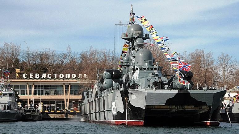 Jyllands-Posten: Россия вновь укрепляет военные форпосты в Крыму