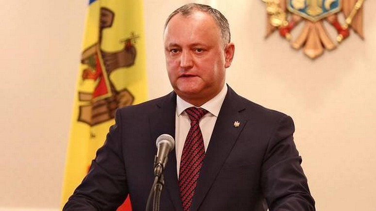 Сегодня: президент Молдавии поклялся отомстить пограничникам за российских артистов