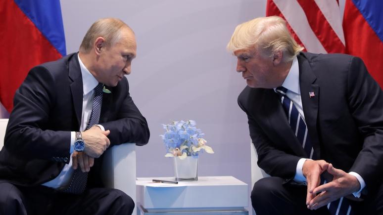 NZZ: ужесточение санкций  — «неприятное пробуждение» для Путина и Трампа