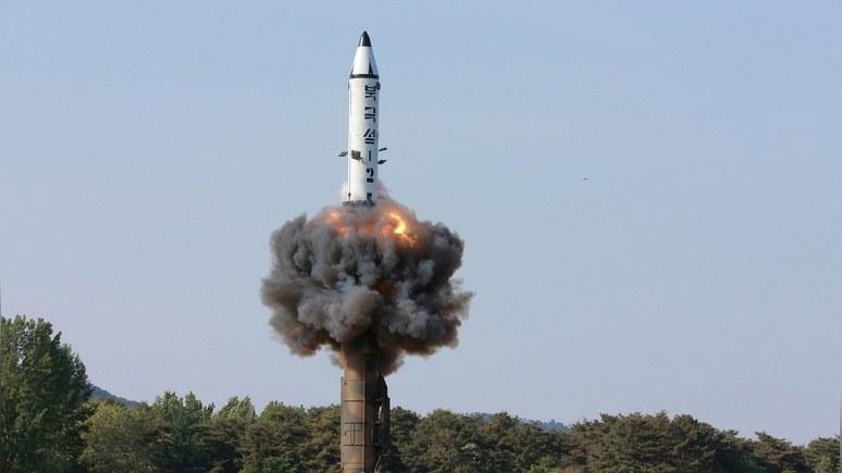 Volksblatt: Трамп осудил новые ракетные испытания Пхеньяна