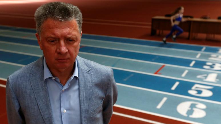 Times: президент ВФЛА едет в Лондон защищать российских легкоатлетов