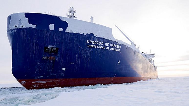 DWN: российский супертанкер доставит норвежский газ в Азию, если не сядет на «санкционную мель»