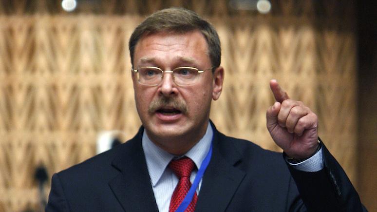 Косачёв: Польша ответит за снос памятников, ведь это не только её собственность