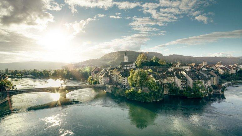 SRF: швейцарский курорт мечтает о российских туристах