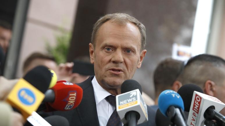 Глава Евросовета: Польша готовится к выходу из ЕС