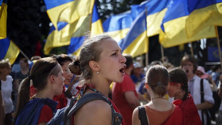 National Interest: возмущаясь «российским вмешательством», США забыли о перевороте на Украине