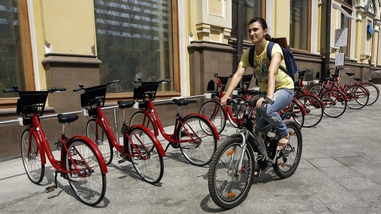 NRK: Москва превратилась в кулинарный оазис и велосипедное раздолье