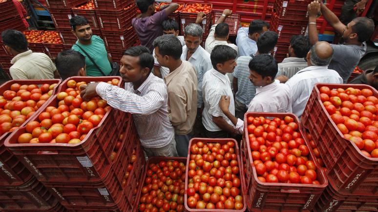 Hürriyet Daily News: Турция пригрозила ответить на «помидорные санкции»