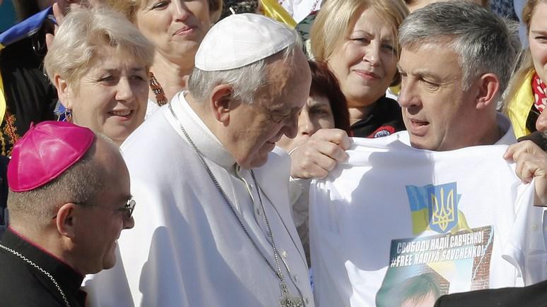 N-TV: Ватикан готовит «исторический визит» Папы Римского в Россию