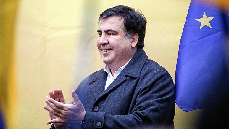 Корреспондент: Саакашвили добрался до Венгрии