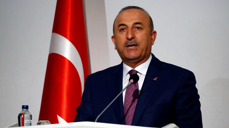Hürriyet: турецкий министр объяснил отказ Анкары поддержать антироссийские санкции
