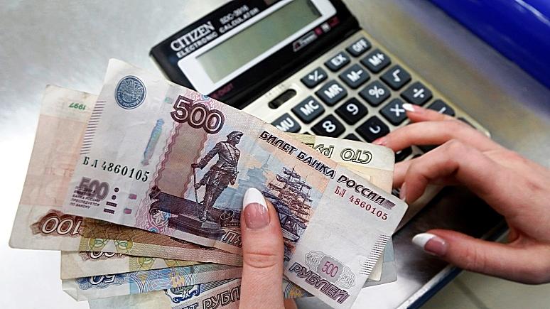 Financial Times: российская экономика боится эффекта новых санкций