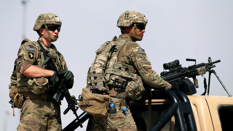 Fox News: Россия и Иран заставили США потесниться в Афганистане