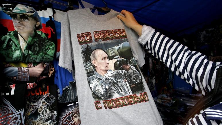Обозреватель Politico: США не ладят не с Путиным, а с самой Россией
