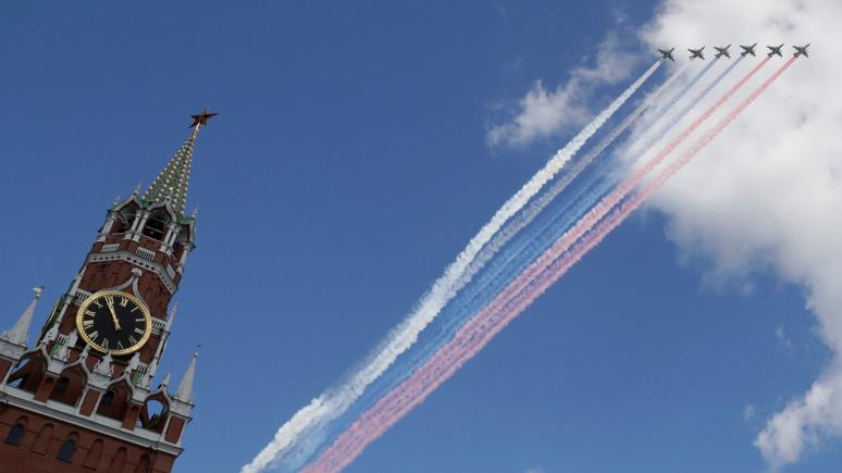 RFI: в России начнут готовить военных лётчиц