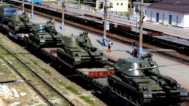 Wyborcza: содержимое 4126 вагонов позволит России окончательно закрепиться в Белоруссии