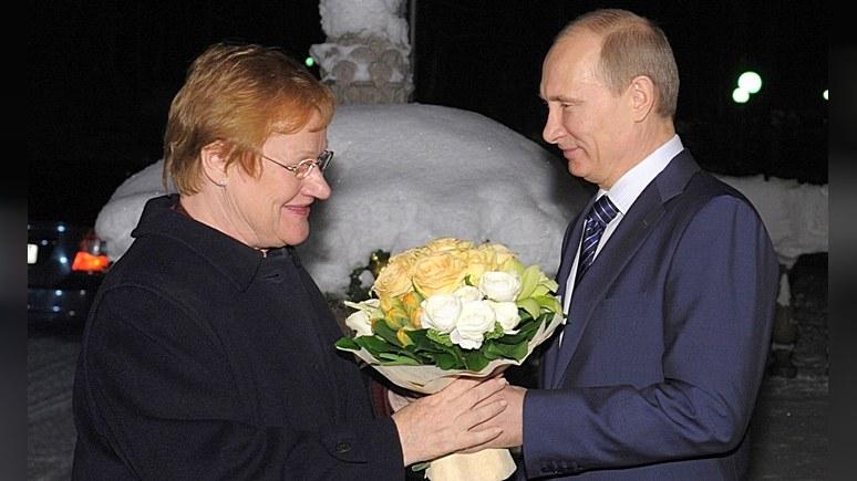 Экс-президент Финляндии: Эстония не должна панически бояться России