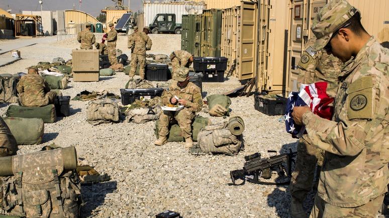 Newsweek: США пора уходить из Афганистана, и дело не только в России и «Талибане»