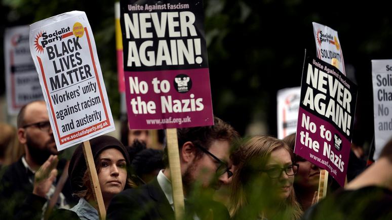 WT: неонацистскому сайту The Daily Stormer не удалось найти пристанище в России