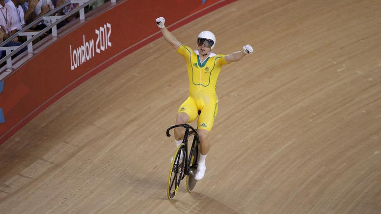 Guardian: австралийский велосипедист стал новым русским