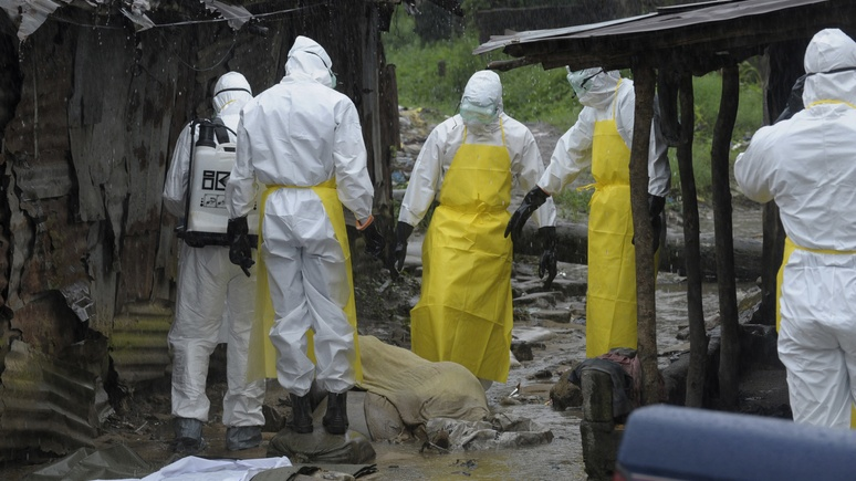 RFI: в Гвинее тестируют российскую вакцину от Эболы