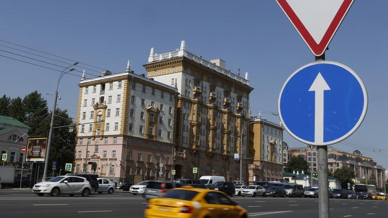Bloomberg: Россия усмотрела в «визовом демарше» США попытку посеять недовольство