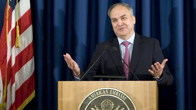Independent: новым послом России в США стал «сторонник жёсткой линии»