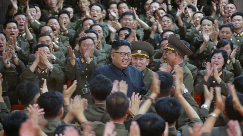 Newsweek: Ким Чен Ын переиграл Трампа, поскольку не делал необдуманных заявлений