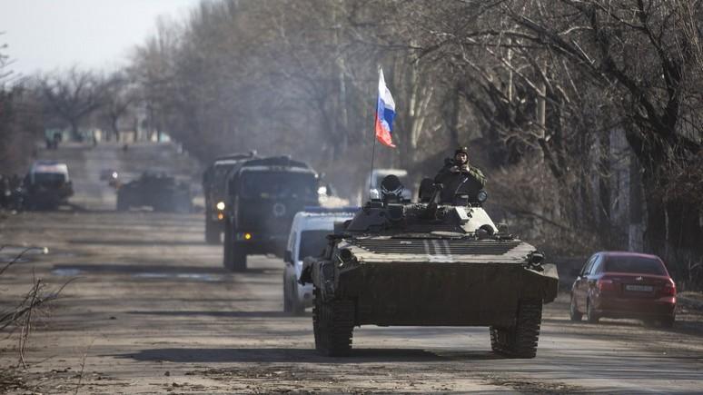 Frankfurter Allgemeine: Россия запугала Запад многочисленными военными учениями
